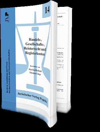 Handels-, Gesellschafts-, Registerrecht und Registerkosten