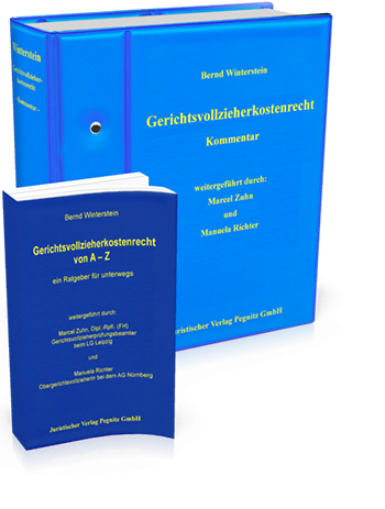 Gerichtsvollzieher Kostenrecht - Kommentar (Kostenwesen)