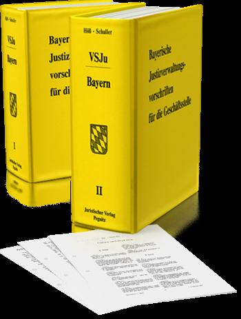 VSJu Bayern (Bd. I/II)