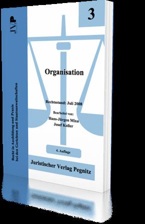 Organisation - heute und morgen